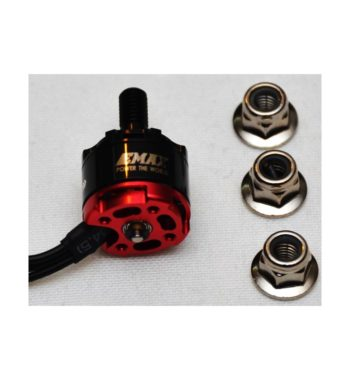Emax RS1306 4000kv Baby RedBottom FPV Brushless Motor