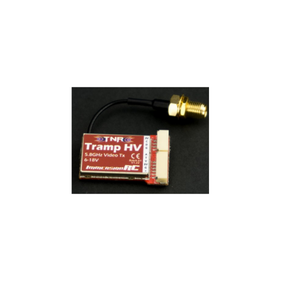 ImmersionRC TrampHV 5.8Ghz CE International Version Video Transmitter