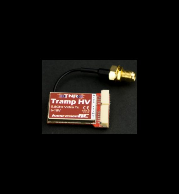 ImmersionRC TrampHV 5.8Ghz CE International Version Video Transmitter