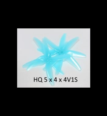 "HQ Durable Prop 5x4x4V1S Light Blue(2CW+2CCW)-Poly Carbonate ""Chad Props"""