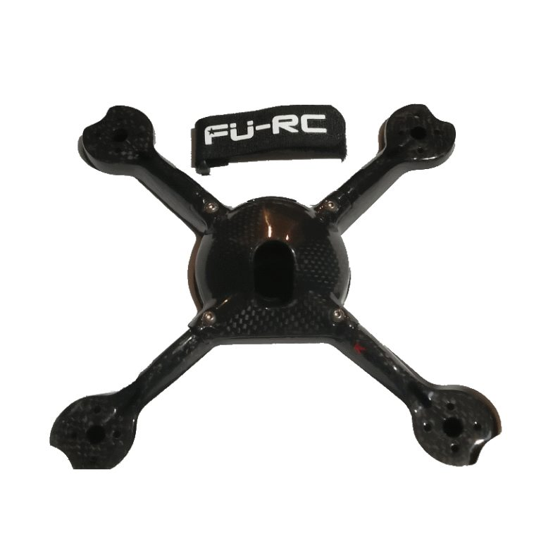 FU-RC Kore 5in , 190mm Fully moulded carbon racing frame