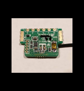 Frsky XMR Mini Receiver D16 PWM