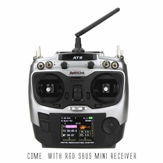 Radiolink AT9 Radio with mini SBUS Receiver