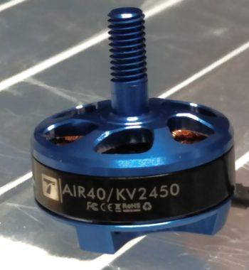 T-MOTOR Air 40 2205 2450kv FPV Racing Motors (Set of 4)