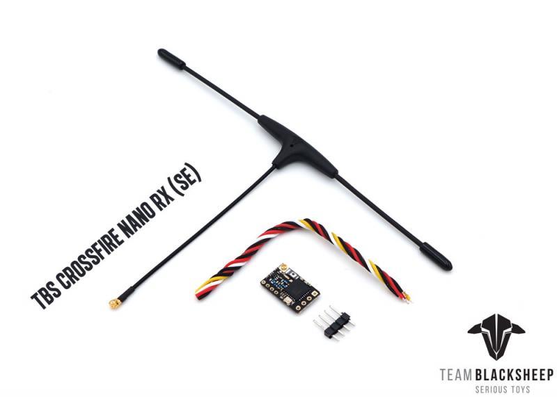 tbs crossfire nano rx se  u2013 multirotor shop
