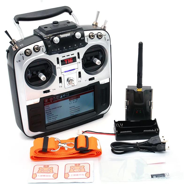 Jumper T16 Open Source Multi-protocol Radio Transmitter JumperTX